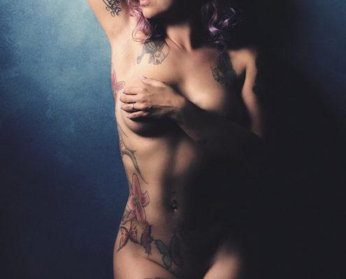 Aktfotografie meets Inked Girl