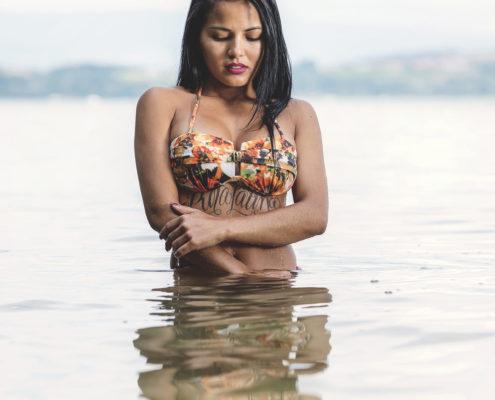 Strandshooting mit der Princesa Latina